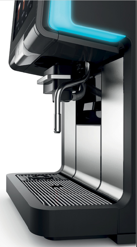 WMF 1500 S+ Commercial Bean to Cup Coffee Machine 1