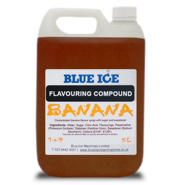 Banana Flavouring Compound 5L