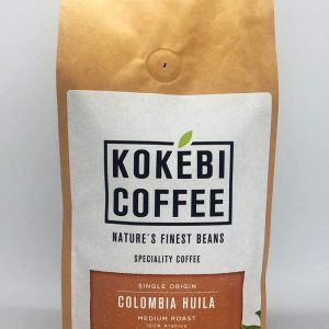 Kokebi Colombia Huila 100% Arabica Speciality Coffee Beans 500g