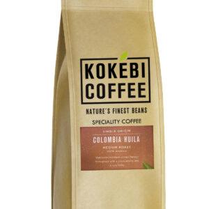 Kokebi Colombia Huila 100% Arabica Speciality Coffee Beans 500g 2