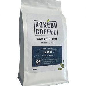 Kokebi Rwanda 100% Arabica Speciality Coffee Beans 500g 9