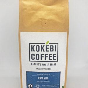 Kokebi Rwanda 100% Arabica Speciality Coffee Beans 500g