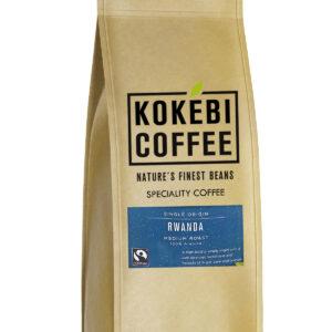 Kokebi Rwanda 100% Arabica Speciality Coffee Beans 500g 3