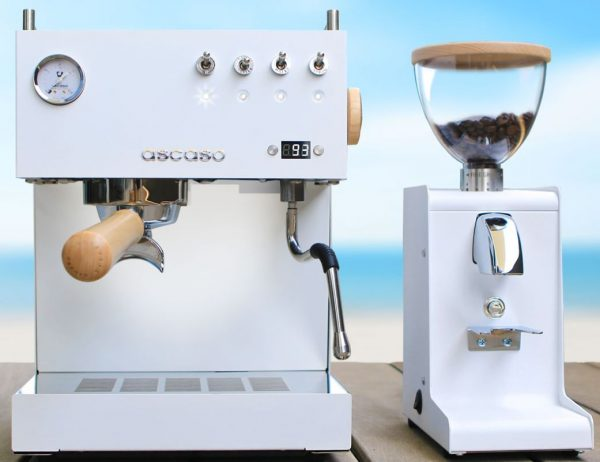 Steel Duo PID Espresso Coffee Machine 2