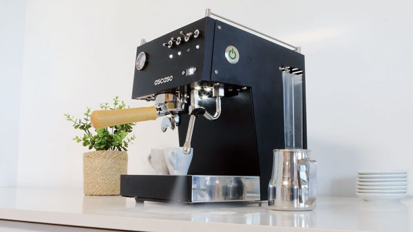 Steel Duo PID Espresso Coffee Machine 4