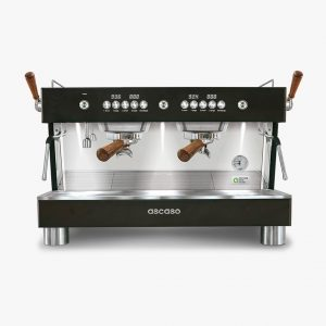 Barista T Plus Black Coffee Machine