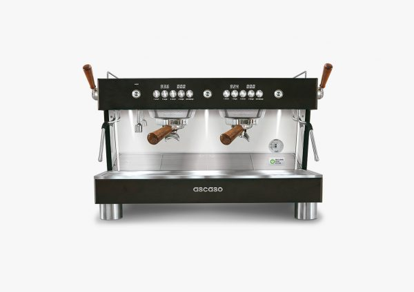 Barista T Plus Black Coffee Machine