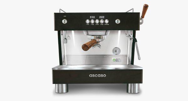 Barista T Plus Black Coffee Machine 1