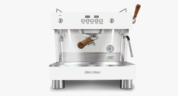 Barista T Plus White Coffee Machine