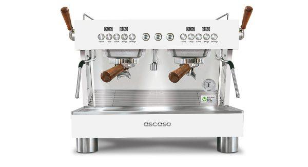 Barista T Plus White Coffee Machine 1