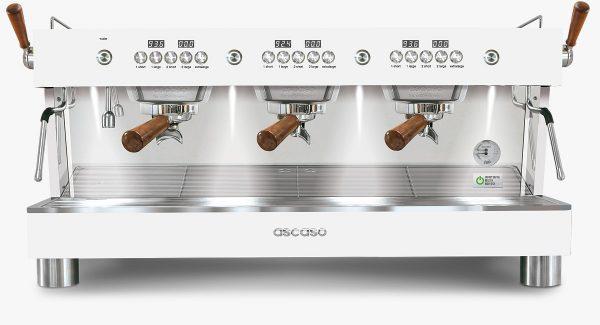 Barista T Plus White Coffee Machine 2