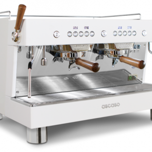 Barista T Plus White Commercial Coffee Machine
