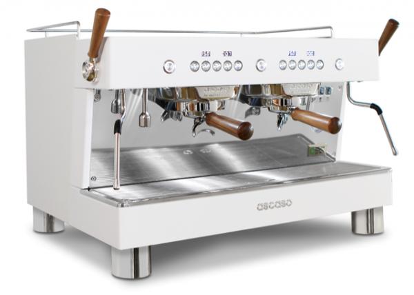 Barista T Plus White Commercial Coffee Machine