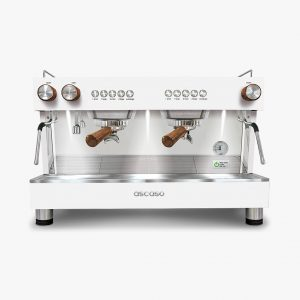 Barista T Zero White Coffee Machine