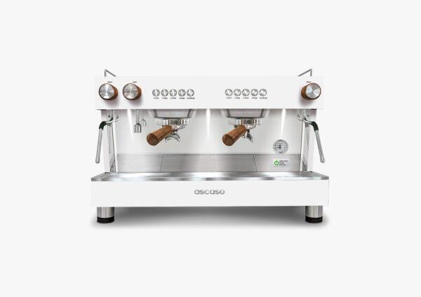 Barista T Zero White Coffee Machine