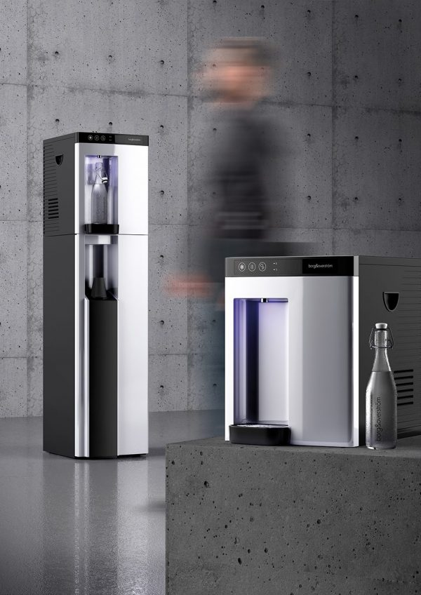 Chilled, Ambient, Hot & Sparkling Water System B4