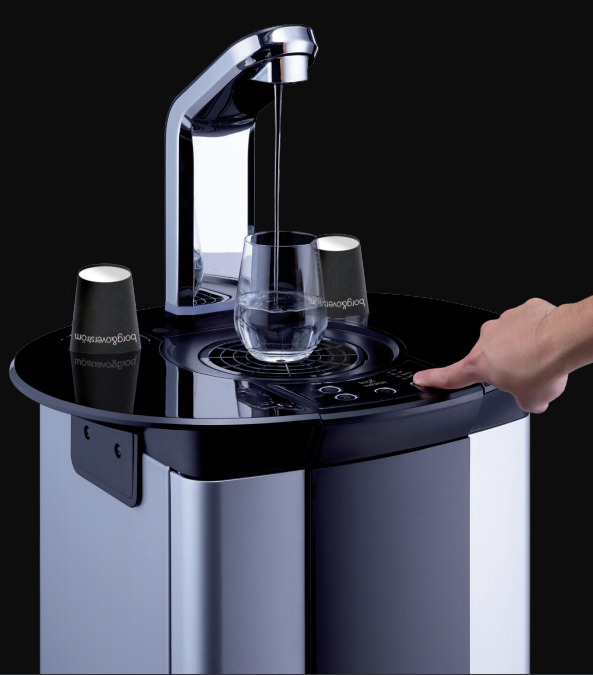 Chilled, Ambient, Hot & Sparkling Water System B5 2