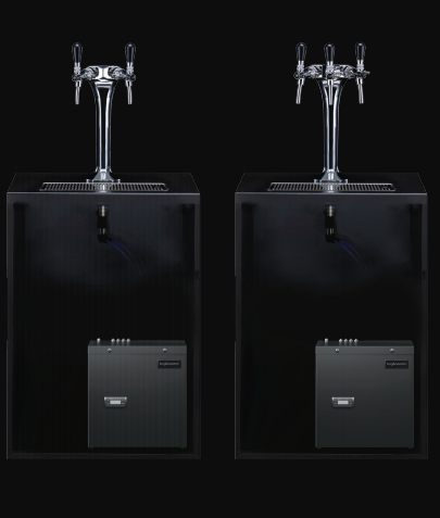 Chilled, Ambient & Sparkling Water System U2 3