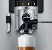 New! Jura JX10 Platinum Bean to Cup Coffee Machine 2