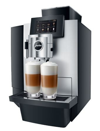 New! Jura JX10 Platinum Bean to Cup Coffee Machine 3