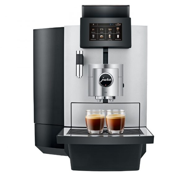 New! Jura JX10 Platinum Bean to Cup Coffee Machine