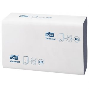 Blue Hand Towels 250 Sheets (Box of 12)