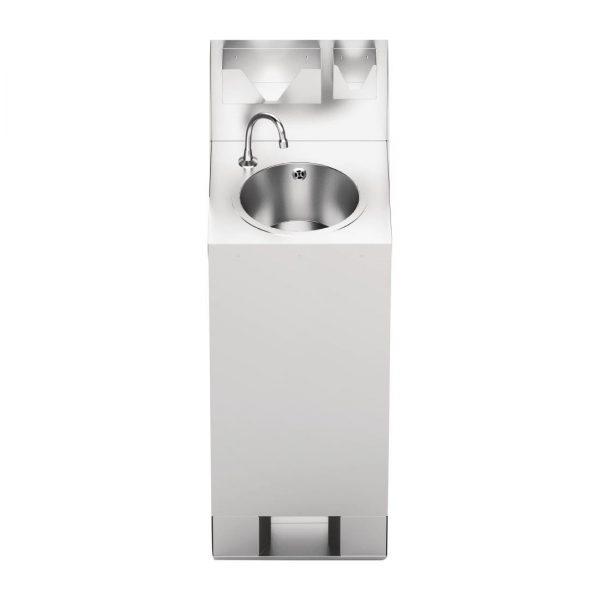 Mobile Handwash Station With Splashback 2