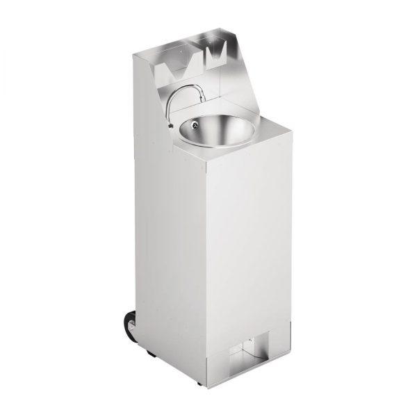 Mobile Handwash Station With Splashback 3