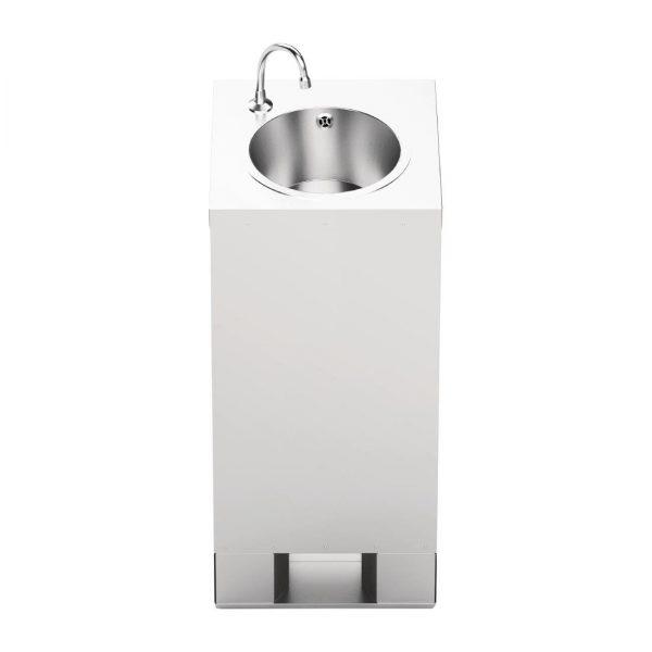 Mobile Handwash Station With Splashback