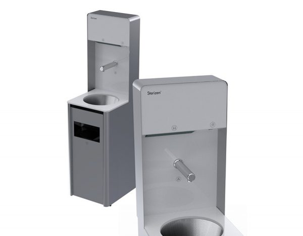 Z1 Mobile Hand Washing Station