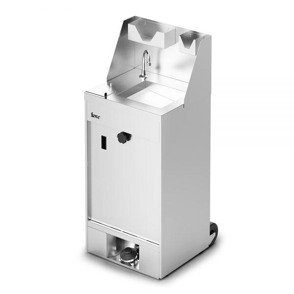 Hot/Cold Mobile Handwash Station Gen 2 2