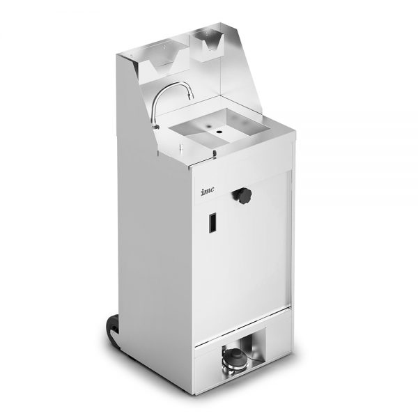 Hot/Cold Mobile Handwash Station Gen 2 3