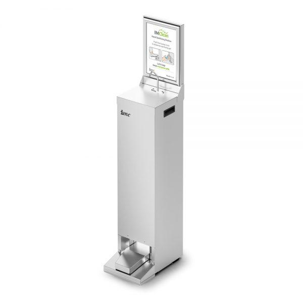 Mobile Hand Sanitising Station 2