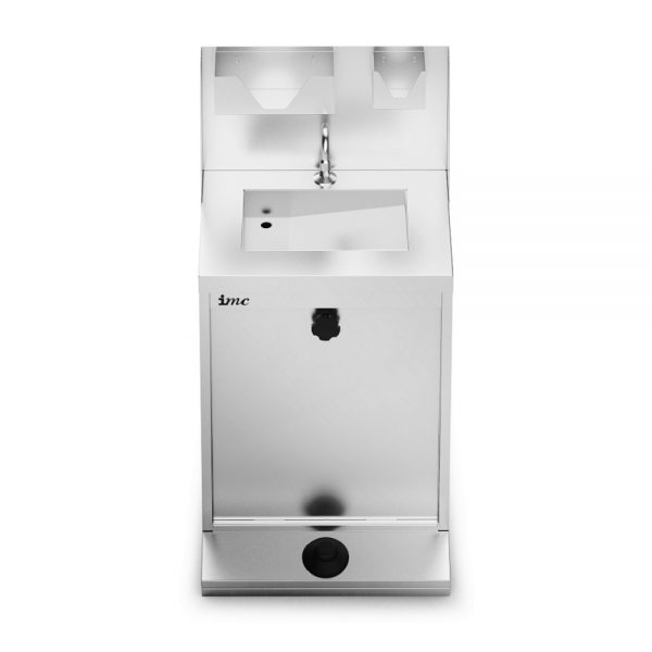 Mobile Junior Reduced Height Handwash Station Without Heater 1