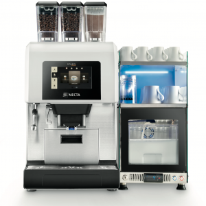 Kalea Plus Espresso Fresh Milk Coffee Machine 3