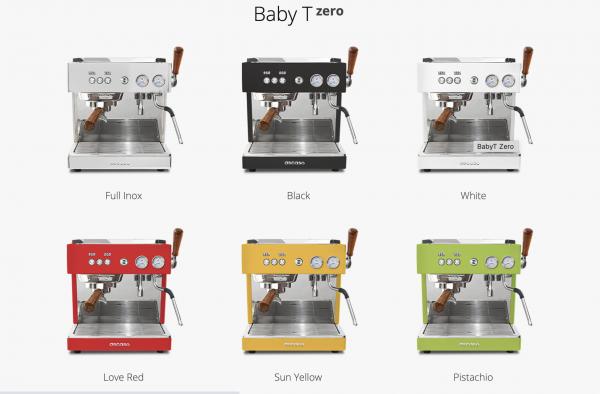 Baby T Zero Coffee Machine 8