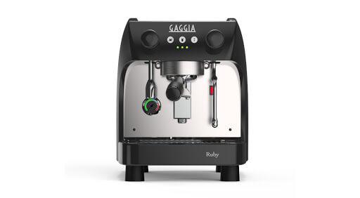 Gaggia Ruby Pro Traditional Coffee Machine