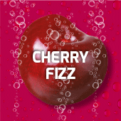Cherry Fizzy Slush Syrup 10L