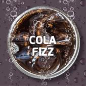 Cola Fizzy Slush Syrup 10L 1