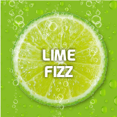 Lime Fizzy Slush Syrup 5L