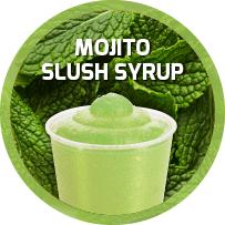 Mojito Flavoured Slush Syrup 5L