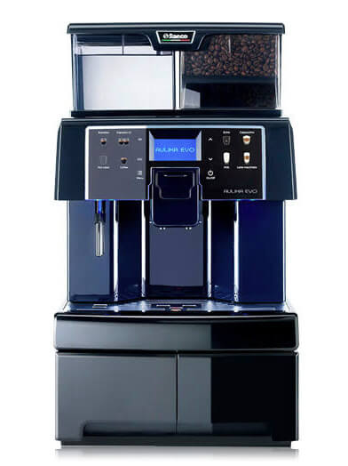 Saeco Aulika Evo Top Bean to Cup Coffee Machine