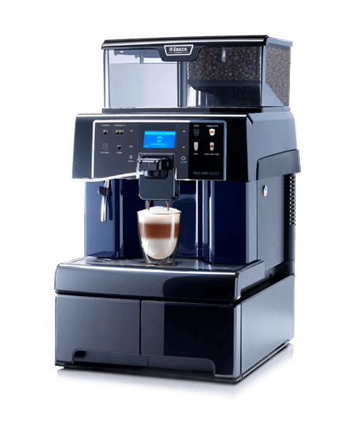 Saeco Aulika Evo Top Bean to Cup Coffee Machine 1