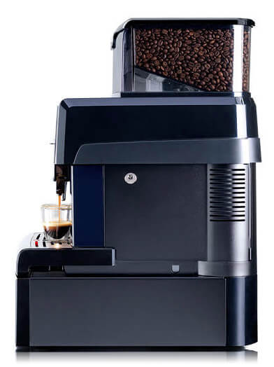 Saeco Aulika Evo Top Bean to Cup Coffee Machine 2