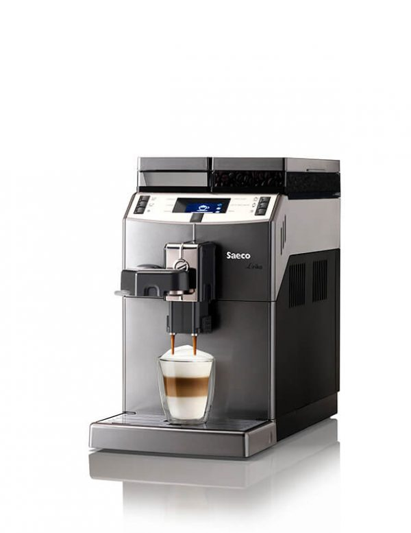 Saeco Lirika OTC Bean to Cup Coffee Machine