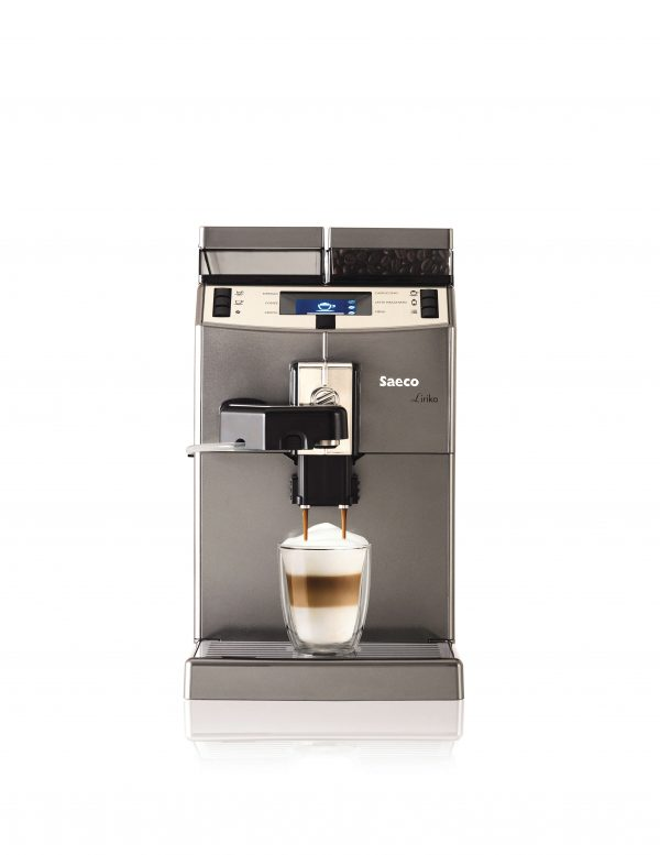 Saeco Lirika OTC Bean to Cup Coffee Machine 1