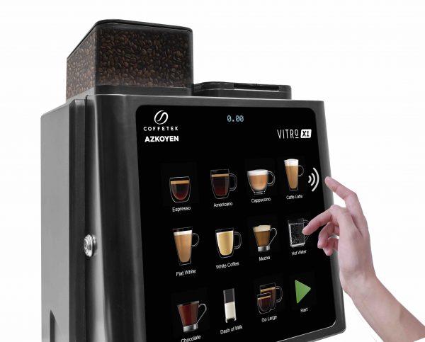 Vitro X1 MIA Bean To Cup - Touchless Coffee Machine 1