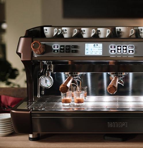 MC-1 Barista PRO Commercial Espresso Coffee Machine 1