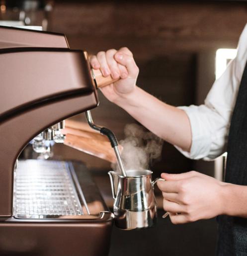 MC-1 Barista PRO Commercial Espresso Coffee Machine 2