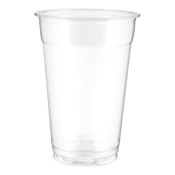 7oz Clear Pet Plastic Cups X 1000